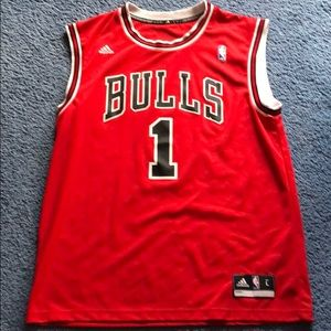 Derrick Rose Chicago Bulls Jersey Large